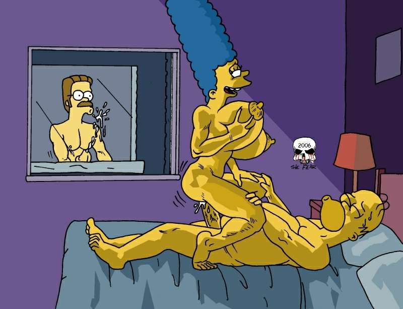 into the multiverse the simpsons As told by ginger opening