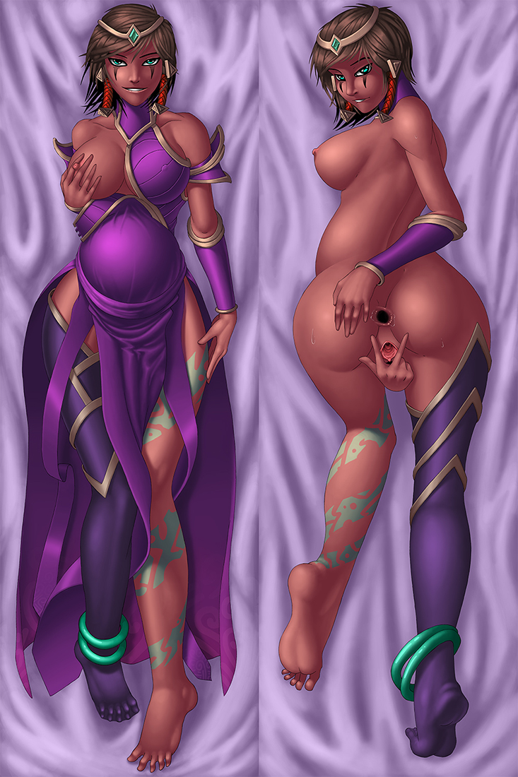 league nude annie of legends Naruto and android 18 fanfiction