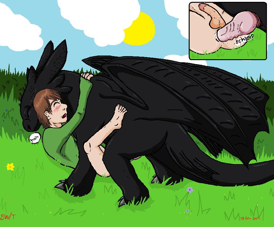 train nude your how dragon to Horizon in the middle of nowhere uncensored