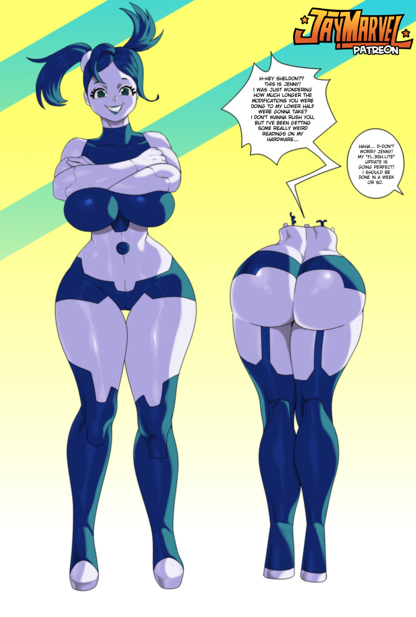 girl a robot is bastion She-hulk and spiderman