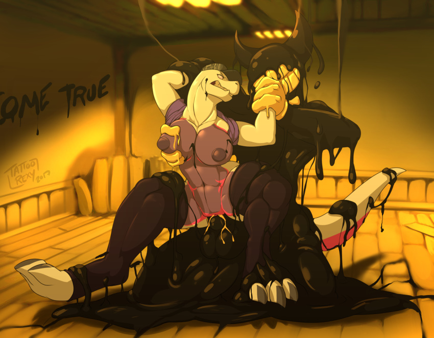 pics the ink machine bendy and Dead by daylight legion susie