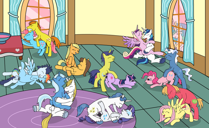 my cake little carrot pony Breeders of the nephelym animations