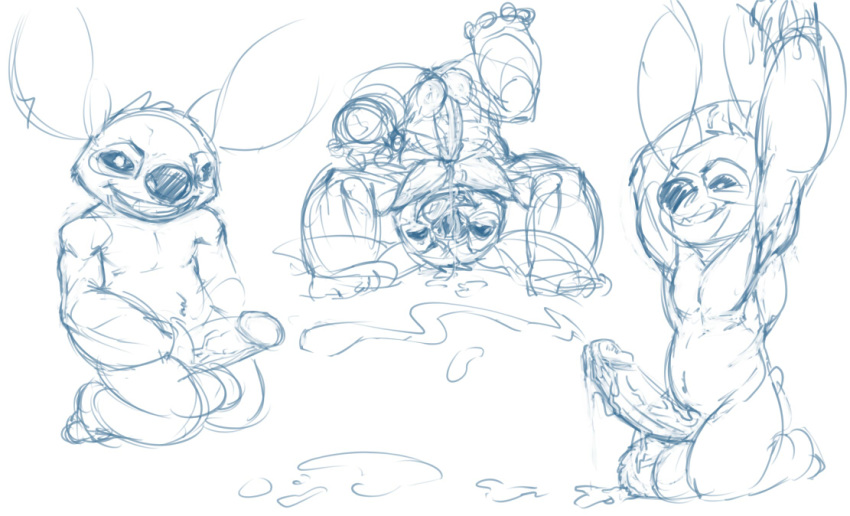 stitch and yellow lilo alien What are the angels evangelion