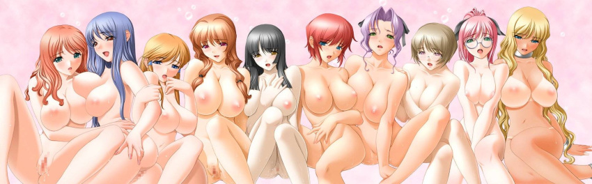 onahole clean how an to Hyakka ryouran samurai after specials